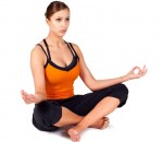 Easy Pose OR Sukhasana