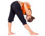 Parsvottanasana or Intense Side Stretch