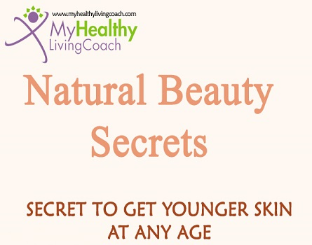 Get Younger Skin Infographic